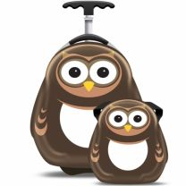 Cuties and Pals Pipi the Owl Backpack