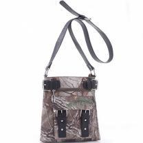 Realtree® Camouflage Messenger Bag