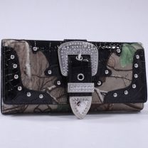 Realtree® Camouflage ALL PURPOSE CAMO PRINT WALLET