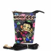Betty Boop Cell Phone Messenger Bag