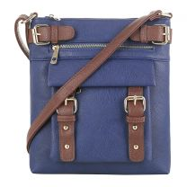 C8535L HANNAH CONCEALED CARRY CROSSBODY BAG NAVY