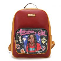 NK10734 NIKKY AMERICAN GIRL BACKPACK