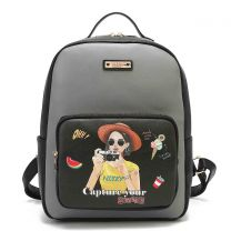 NK10734 NIKKY CAPTURE YOUR SMILE BACKPACK