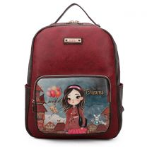 NK10734 NIKKY FRANCES BACKPACK HAILEE DREAMS BIG