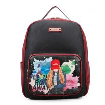 NK10734 NIKKY FRANCES BACKPACK KIMBERLY FALLS IN LOVE