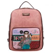 NK10734 NIKKY FRANCES BACKPACK LOVE ME TENDER
