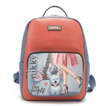 NK10734 NIKKY CHIC BACKPACK