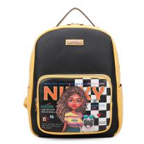 NK10734 NIKKY FRANCES BACKPACK SASHA THE CUTIE