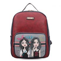 NK10734 NIKKY FRANCES BACKPACK TWIN SISTER