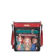 NK11000 NIKKY GIRLS WANT TO HAVE FUN CROSSBODY BAG