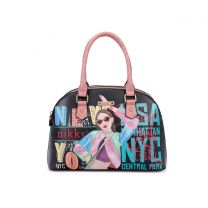 NK11030 NIKKY VICKY DOES SPORTS SATCHEL BAG