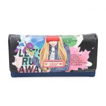 NK20375 NIKKY SOPHRONIA WALLET KIMBERLY FALLS IN LOVE