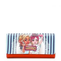 NK20375 NIKKY TRIFOLD WALLET V.2~QUEENIES