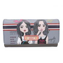 NK20375 NIKKY SOPHRONIA WALLET TWIN SISTER