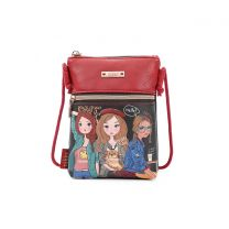 NK21000 NIKKY STYLISH CROSSBODY GIRLS WANT TO HAVE FUN