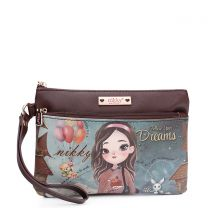 NK21009 NIKKY CASUAL POUCH WRISTLET HAILEE DREAMS BIG