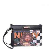 NK21009 NIKKY CASUAL POUCH WRISTLET SASHA THE CUTIE