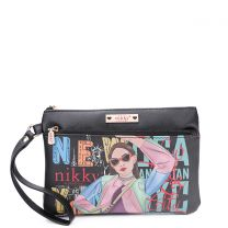 NK21009 NIKKY CASUAL POUCH WRISTLET VICKY GOES SPORTS