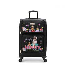 """NKLG1420 NIKKY 20"""" LUGGAGE~EYE CONTACT"""