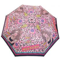 UMB6519 NL EXCLUSIVE PRINT UMBRELLA WITH OPEN PUSH-BUTTON V.2~READY FOR TONIGHT